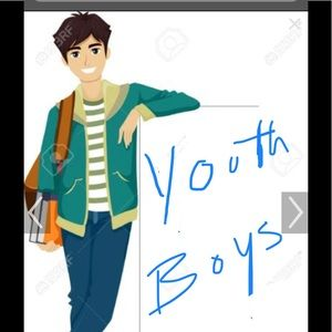 Youth Boys clothes